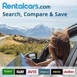 Rentalcars advertisement