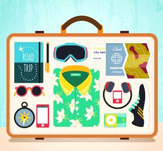 what to pack for your trip
