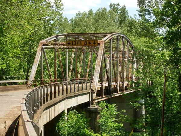1923 Bridge on Route 66 in Devil's Elbow MO