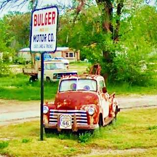 Carterville, MO, Bulger's Used Car Lot