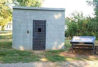 Cuba Jail, MO, by Marylin Stewart