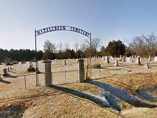 1840 Cemetery in Hazelgreen MO