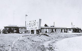 Hi-Lo motel vintage photo
