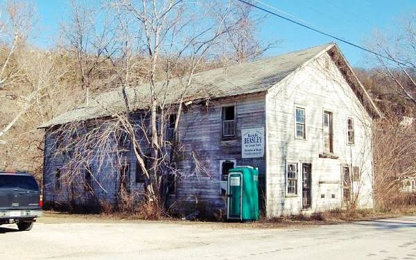 McCoy's Store on Route 66 in Devil's Elbow MO