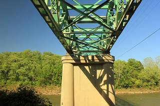 Historic Meramec Route 66 Bridge