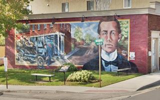 Thumbnail of a mural in Cuba Missouri