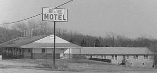 S&G motel in the 1990s in Buckhorn MO