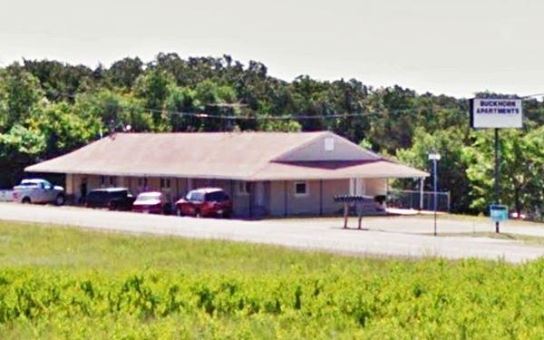 S & G Motel today on Route 66 in Buckhorn (Waynesville) MO
