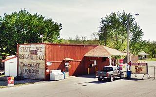 State Line Mercantile Liquor store