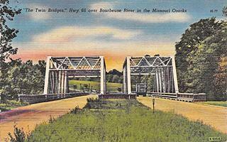 Twin Bridges Villa Ridge US66