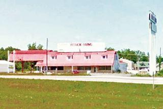 Former Nickerson ⁄ Witmor Farms, Buckhorn MO nowadays