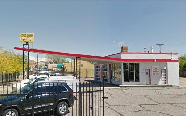 Fulton Albuquerque NM Phillips 66 Station