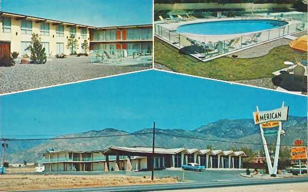 Albuquerque Route 66 Attractions