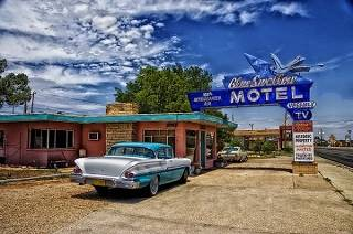 Route 66, its sights and attractions
