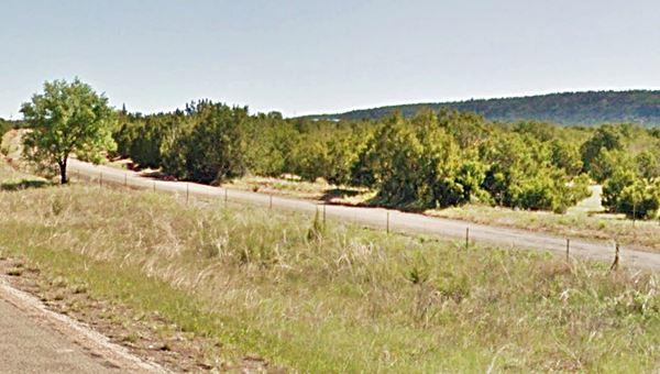 Camino Viejo - Route 66 east of Tecolote, New Mexico