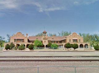 La Castañeda Hotel, Las Vegas, NM