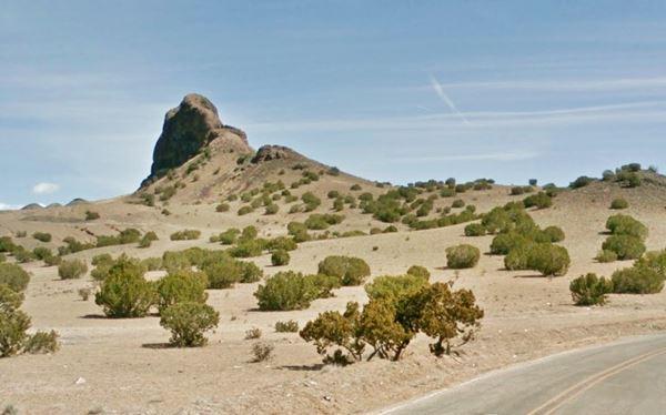 Countryside near Cubero, NM