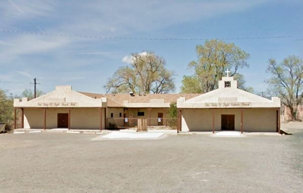 Church of Our Lady of Light , Cubero, NM