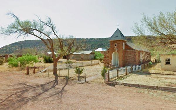 Catholic Church, Cuervo, New Mexico