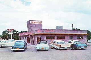 Del's Restaurant, Route 66 Tucumcari