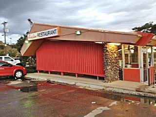 Denny's from the 60s in Gallup