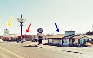 Denny's Tucumcari Diner, Route 66 Tucumcari