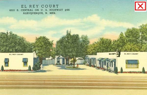 El Rey Theater, Albuquerque