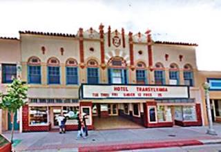 El Morro Theater in Gallup NM