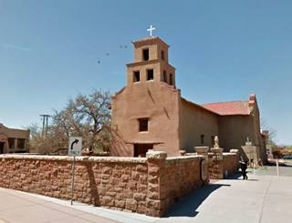 Santuario de Guadalupe, Santa Fe, NM