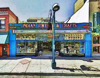 Maisel's Indian Trading Post, Albuquerque, NM
