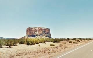 Mesa Encantada near Acoma Pueblo, NM