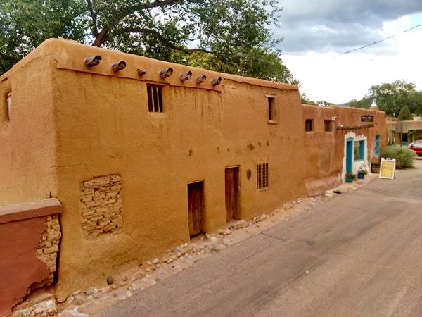 Oldest House in the US, Santa Fe, NM