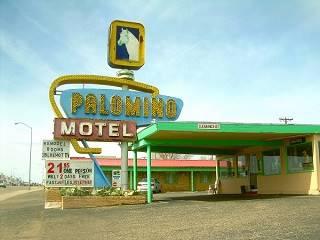 Palomino Motel Tucumcari