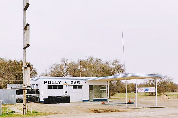 Polly Gas Station, Route 66 Tucumcari