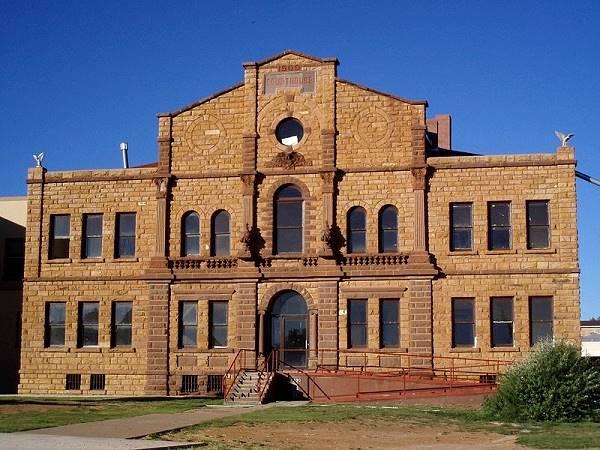 Courthouse Santa Rosa New Mexico