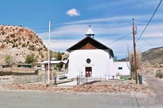Church of Nuestra Señora de Los Dolores, Seboyeta, New Mexico