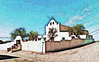 St. Joseph Church, Laguna Pueblo