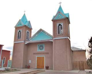 Our Lady of Sorrows and Saint Lawrence Sanctuary, Bernalillo