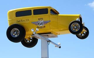 Santa Rosa Route 66 Museum