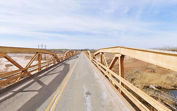 Canadian River Bridge Route 66 Bridgeport