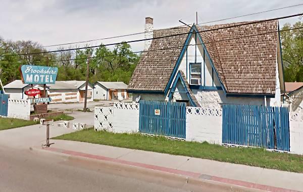 Brookshire Motel Tulsa OK Route 66