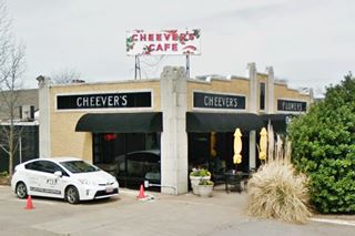 Cheever's Cafe in Oklahoma City US66