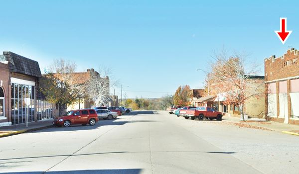 Main Street - Route 66 in Depew