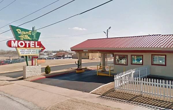 Desert Hills nowadays Tulsa OK Route 66
