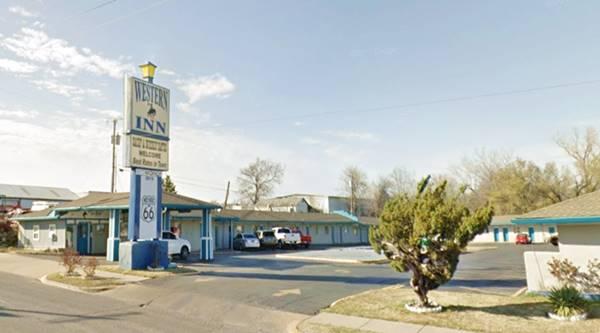 Flamingo Motel nowadays Tulsa OK Route 66