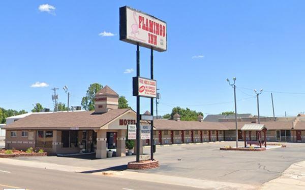 2017 View Of Flamingo Motel Elk City Ok