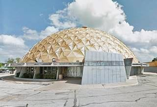 Gold Dome in Oklahoma City US66