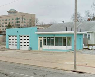 old gas station,Tulsa Oklahoma Route 66