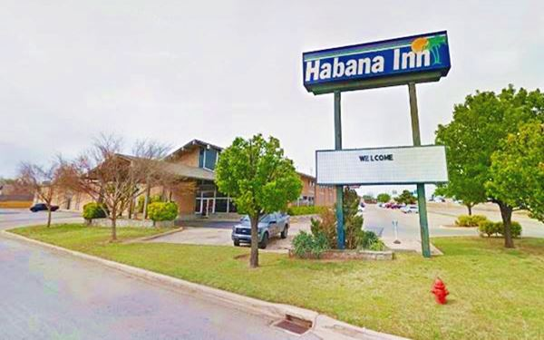 Habana Inn nowadays in Oklahoma City Route 66