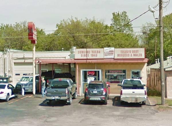Hank's Hamburgers Tulsa OK Route 66